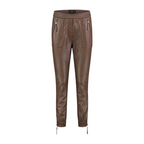 Florez Alex vegan leather pant - br