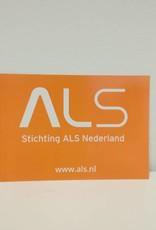 ALS sticker normaal