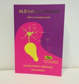 """""""ALS het licht uit gaat"""" van Jan Zuring"""