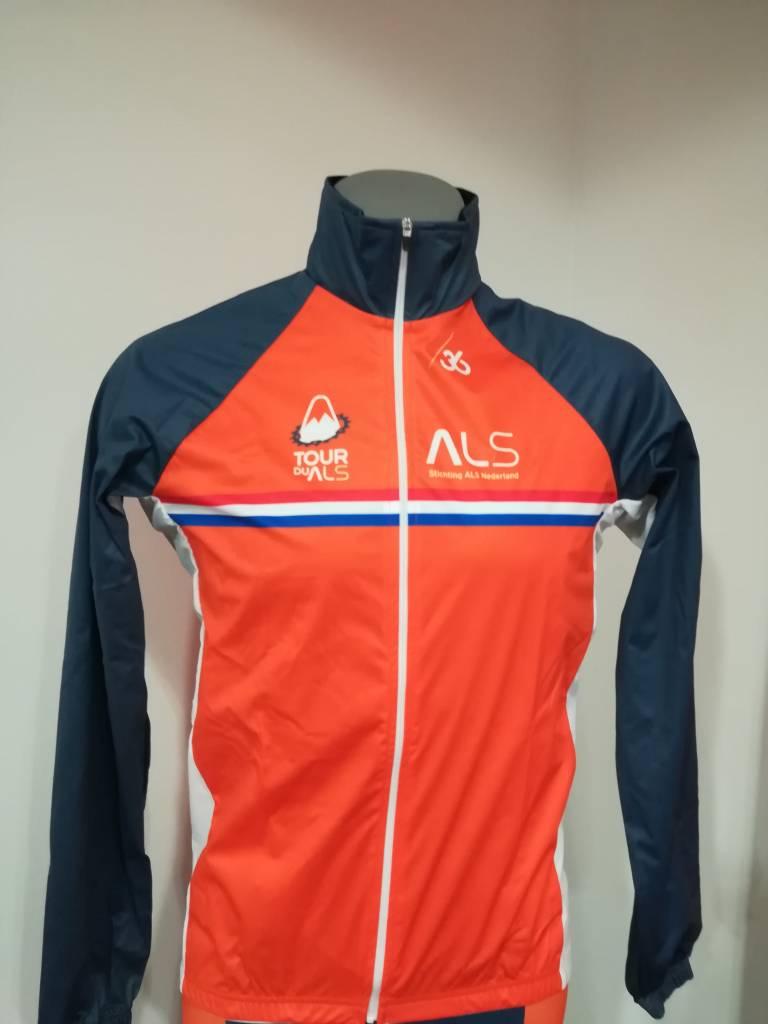 Cycling Windjacket - Long Sleeves