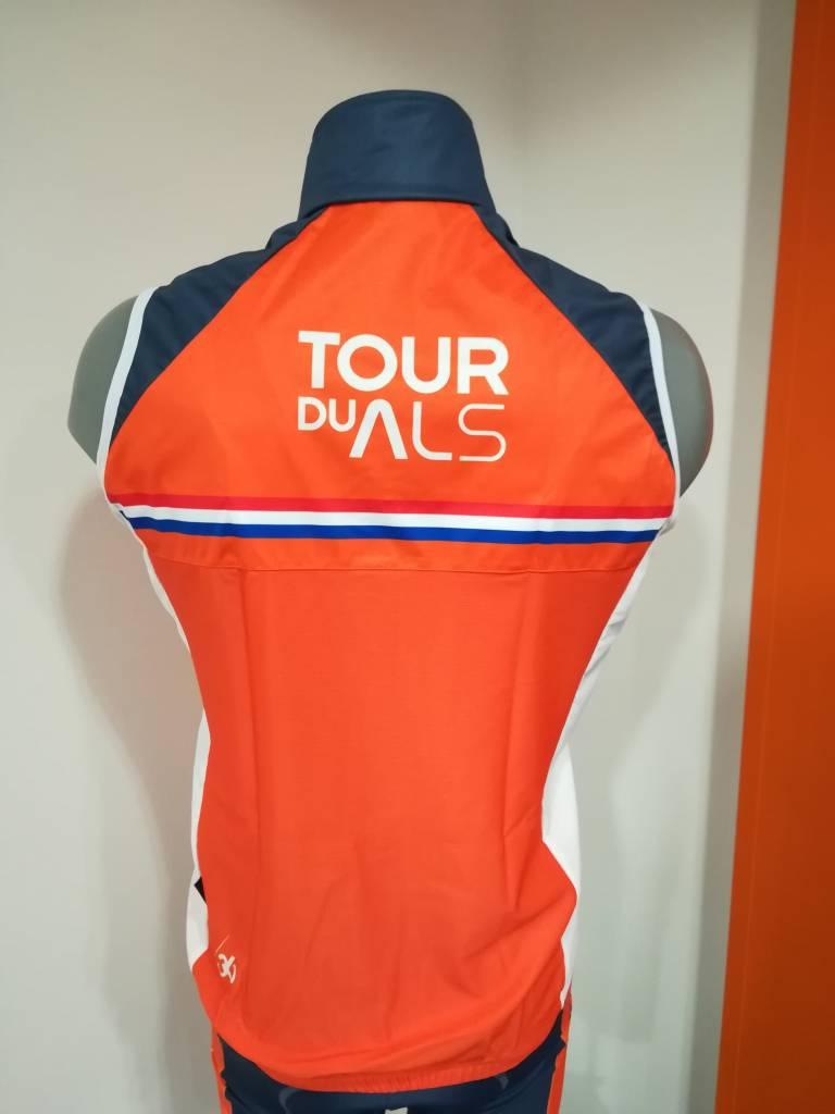 Cycling Windjacket - No Sleeves