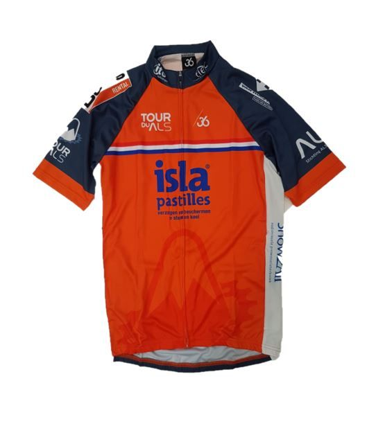 Cycling Jersey - Short sleeves editie 7