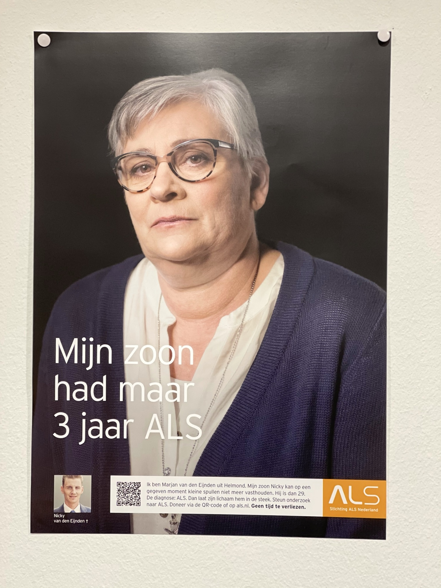 ALS Campagneposter