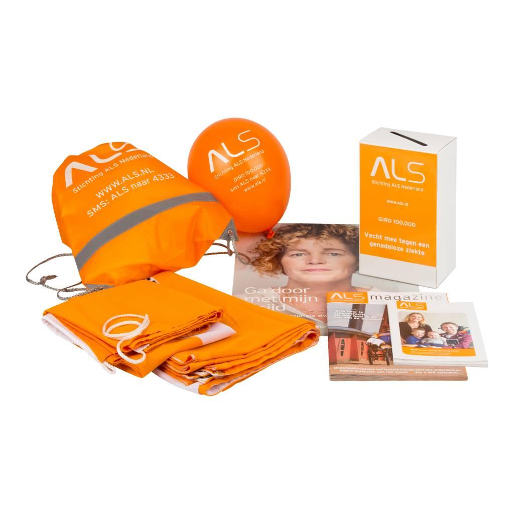 ALS Promotiepakket groot