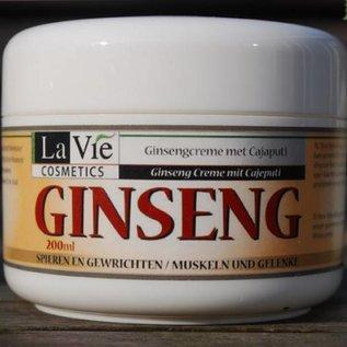La Vie La Vie original Korean Ginseng Creme mit Cajeputi