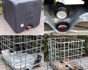 Wassertanks 1000l IBC selber konfigurieren