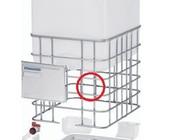IBC Container Gitter gebraucht