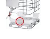 IBC Container Boden gebraucht