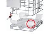 IBC Container Eckschutz gebraucht