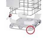 IBC Container Kufen NEU