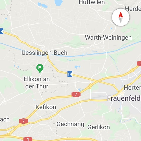 REGEN-USER, Ellikon an der Thur