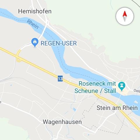 REGEN-USER, Wagenhausen