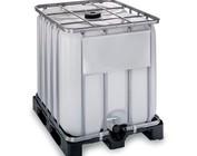 Container 1000l IBC natur NEU gewerblich