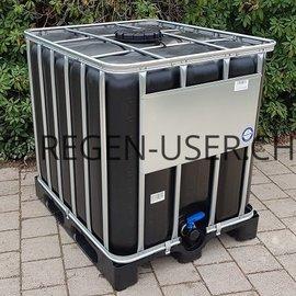 ibc regenwassertank gitterbox container brennholzbox und zubeh r regen user ch der online. Black Bedroom Furniture Sets. Home Design Ideas