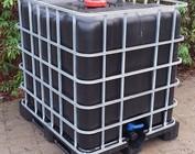 Regenwassertanks mit UV Algen Schutz 1000l