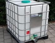 Regenwassertanks BIO 1000l IBC (EX-FOOD)