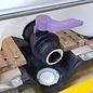 IBC Wassertank 3/4'' Auslaufhahn (Kugelhahn) für IBC Schütz mit kurzem Camlock FEINGEWINDE 62mm #FS15-REGEN-USER