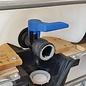 IBC Camlock FEINGEWINDE 62 mm Reduzierung auf 3/4-Zoll Anschluss mit Innengewinde #FS1200-REGEN-USER