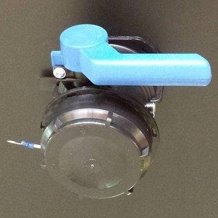 IBC Container Ersatzhahn S100X8 Auslauf SCHÜTZ 3-Zoll für Regenwassertank mit 100mm Ausgang #129-REGEN-USER
