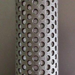 Regenwasserfilter für IBC Container mit HT-Bogen DN 75mm Zulauf #62-REGEN-USER