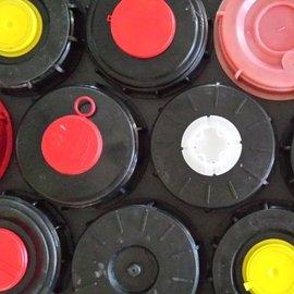 IBC Container Deckel gebraucht DN 150 mm
