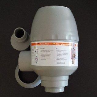 Dachwassersammler Fallrohrfilter 'REGENDIEB DE LUXE' Graf Garantia BRAUN #96B-REGEN-USER