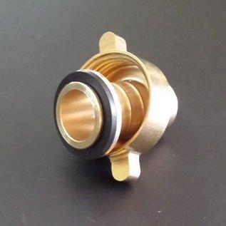 Schlauchtülle 19 mm x 1'' IG für Auslaufadapter IBC #MES1IG19-REGEN-USER