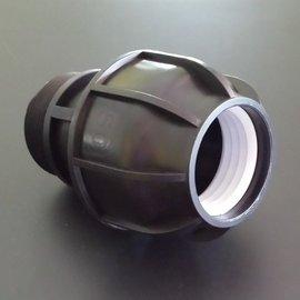 IBC Klemmverbindung 2'' AG x 50mm
