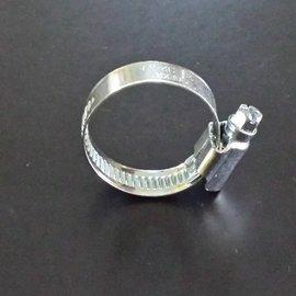 Schlauchschelle 20-32 mm 12 mm breit verzinkt