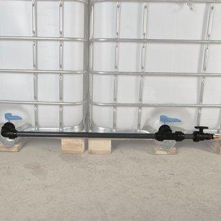 Regenwassertank IBC Container Tankverbindung #F81 TVRMA-REGEN-USER