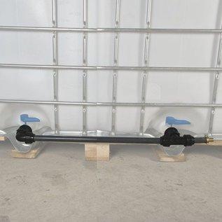 Regenwassertank IBC Container Tankverbindung #F80 TVR-REGEN-USER