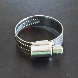Schlauchschelle 25-40 mm 12 mm breit verzinkt