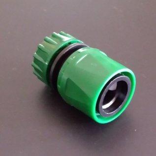 Schlauchstück Schnellkupplung Schlauchkupplung 1/2-Zoll GARDENA-kompatibel #2002-REGEN-USER