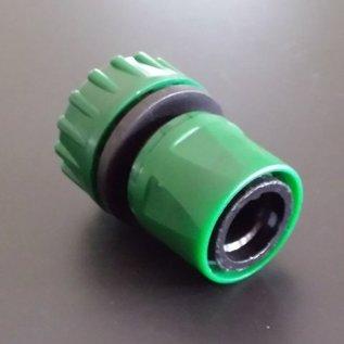 Schlauchstück Schnellkupplung Schlauchkupplung 3/4-Zoll GARDENA-kompatibel #2003-REGEN-USER