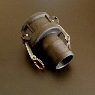 IBC Container CAMLOCK Auslauf Adapter für 50mm 2-Zoll Schlauchtülle #3000-REGEN-USER