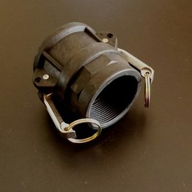 IBC CAMLOCK Adapter mit 2'' Innengewinde