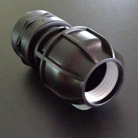 IBC Adapter für 50 mm Rohre