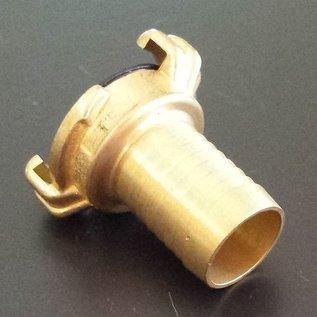 Schnellkupplung Schlauchstück / Schlauchkupplung Schlauchtülle 25 MM 1-Zoll TO #35-REGEN-USER