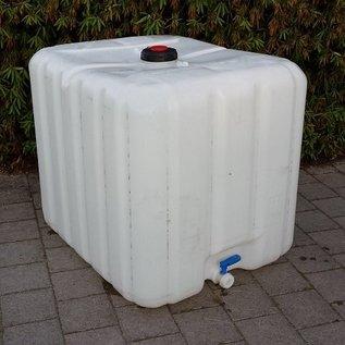 IBC Ersatz- Blase 1000 Liter für IBC- Container gebraucht gereinigt #2-Werit/Sotralentz-REGEN-USER