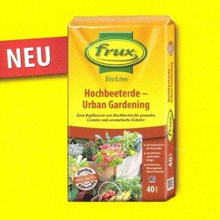 BIO Hochbeeterde - Urban Gardening 40 Liter Sack