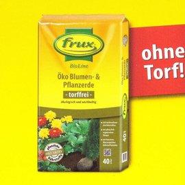OEKO Blumen- & Pflanzerde torffrei 40l