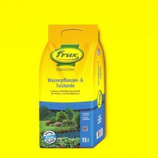 Wasserpflanzenerde, Erde für Wasserpflanzen und Teicherde im 15 Liter Sack