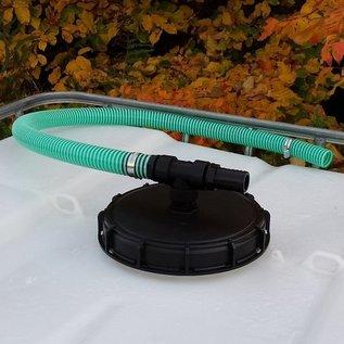 IBC Verlängerung Verbindungsset für Regenwasserfilter 'FÜLLAUTOMAT DE LUXE' für einen weiteren Regenwassertank #94GE-REGEN-USER