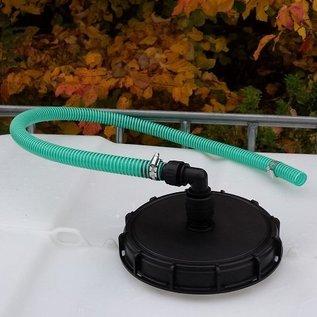 IBC Wassertank Verbindungsset für Regenwasserfilter 'FÜLLAUTOMAT' #95G-REGEN-USER