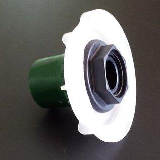IBC FEINGEWINDE SCHÜTZ 62mm mit Schnellkupplung (GARDENA-kompatibel) #FS2009-REGEN-USER