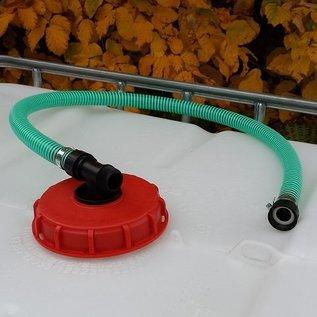 IBC Verbindung für einen weiteren Wassertank für Regenwasserfilter 'FÜLLAUTOMAT' #95E-REGEN-USER