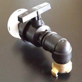 Ersatz-Hahn für IBC SCHÜTZ FEINGEWINDE 62mm
