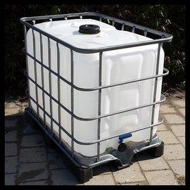 IBC Tank 600l / 640l für Trinkwasser & Lebensmittel