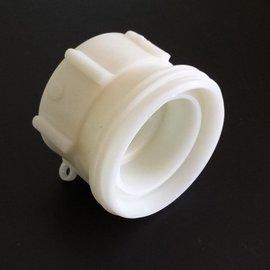 IBC 2'' Adapter auf 2'' Milchgewinde