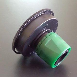 IBC FEINGEWINDE CAMLOCK 60mm mit Schnellkupplung (GARDENA kompatibel) #FC2009-REGEN-USER